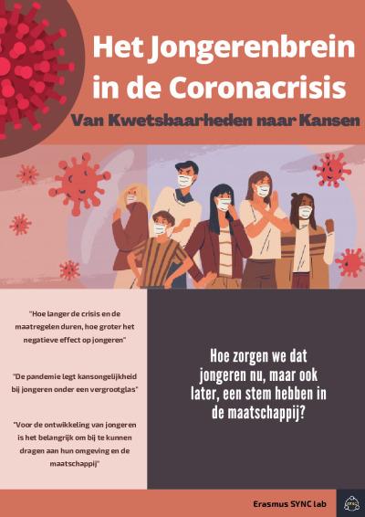 SYNC LAB E-magazine: Het Jongerenbrein in de Coronacrisis (Dutch) – Erasmus  SYNC Lab